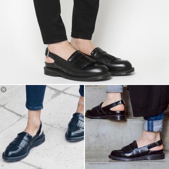 a46bba4ee47 Dr. Martens Valentine sling back shoes